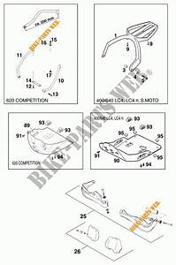 Accessories For Ktm 640 Lc4
