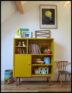 le jaune moutarde pour une rentree douce et piquante a la With meuble jaune moutarde