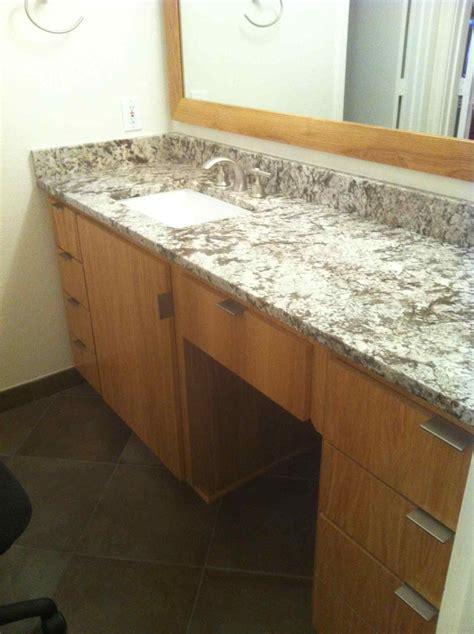 Granite Bathroom Countertops Cost Cost Of Granite Countertops Installed 2011 Deductour