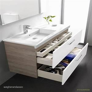 Meuble Salle De Bain Double Vasque 100 Cm : meuble a vasque salle de bain meuble de salle de bain 100 cm colonne salle de bain largeur 25 ~ Teatrodelosmanantiales.com Idées de Décoration