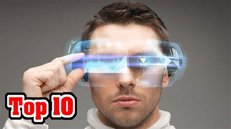Top 10 Future Technology That's Here Right Now Youtube
