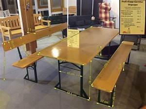Biertischgarnitur Mit Lehne Breiter Tisch : festzeltgarnitur biergarnitur zeltgarnitur ~ Eleganceandgraceweddings.com Haus und Dekorationen