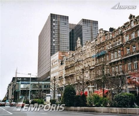bureau dijk bruxelles brouck 232 re tower brussels 108936 emporis