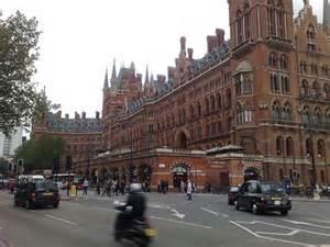 Train Station London England