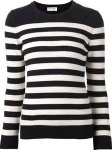 black and white striped sweater laurent striped jumper where to buy how to wear