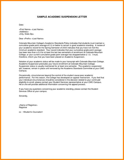 write  appeal   college appeal letter
