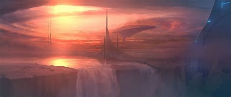 science fiction, Futuristic Wallpapers HD / Desktop and ...