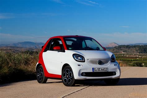 Smart Fortwo 2017 by 2017 Smart Fortwo Cabriolet Drive