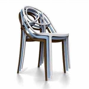 Chaise Terrasse Professionnel : mobilier coulomb chaise design polypropyl ne etoile mobilier terrasse de bar restaurant ~ Teatrodelosmanantiales.com Idées de Décoration