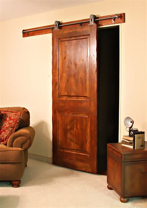 interior barn doors for vintage brown wooden sliding warehouse door interior