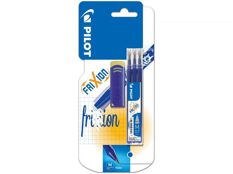 l refills frixion set of 3 refills medium tip