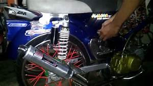 Honda Bulat Enjin Ex5   Head Block W125  Sound
