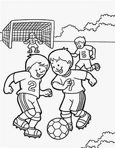 Physical Education Coloring Pages