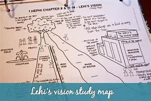 Book Of Mormon Study Guide  Diagrams  Doodles  And