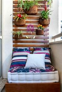 1001 unglaubliche balkon ideen zur inspiration With kleiner balkon ideen pflanzen