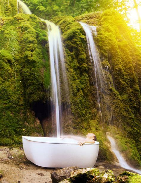 tropical nature bathrooms   inspired homemydesign