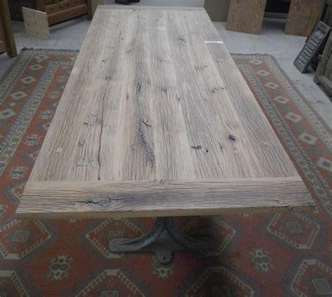 fabrication table en bois fabrication table en vieux bois