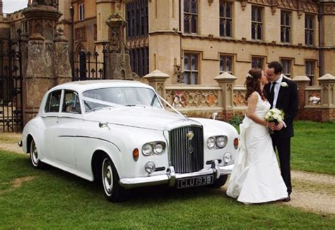 Classic Wedding Car Hire In Cheshunt