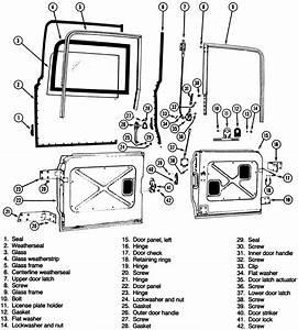 1994 Chevrolet Truck S10 Blazer 4wd 4 3l Fi Ohv 6cyl