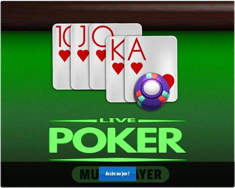 Poker Gratuit En Ligne Multijoueur Sans Téléchargement