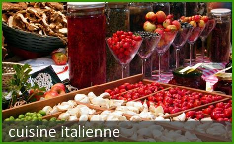 cuisine en italie gastronomie italienne guide italie