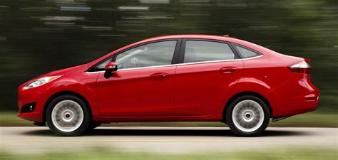 Ford Fiesta facelift makes its North American debut Paul ...