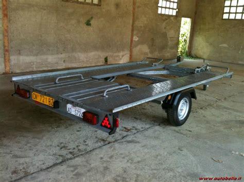 cerco carrello porta auto usato vendo carrello trasporto auto