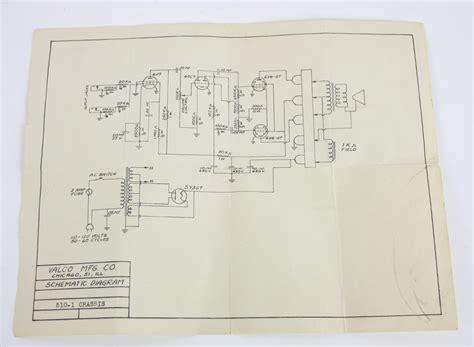 Supro Schematic Diagrams Catalogue