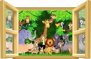 Chambre De Bébé Jungle. d coration chambre jungle. chambre b b ...