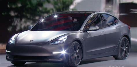 Chevy Bolt Vs Tesla Model 3