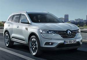 Renault Koleos 2017 Prix Neuf : 2017 renault koleos ii debuts in china to global audience autoevolution ~ Gottalentnigeria.com Avis de Voitures