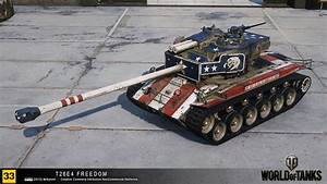 T26E4 Super Pershing Freedom July 4th Is Coming