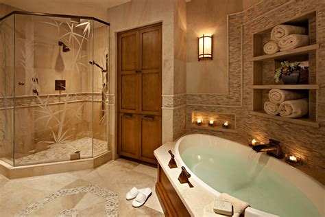 bathrooms decorating ideas inexpensive way to recreate atmosphere of spa in your bathroom