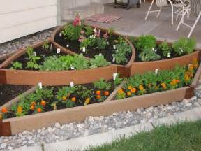 decorative raised garden bed plans ideas to