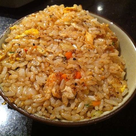Hibachi Chicken Rice - Benihana-CLOSED, View Online Menu ...