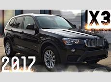 2017 BMW X3 xDrive28i Full REVIEW, Start Up, Exhaust YouTube