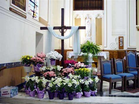 Palm Sunday Church Decoration Ideas Elitflat