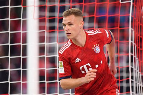 Joshua walter kimmich (born 8 february 1995) is a german professional footballer who plays primarily as a right back for bayern munich and. Joshua Kimmich expresses his desire to play in midfield ...