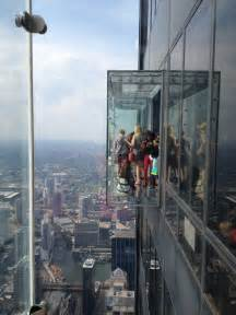 Willis Tower Chicago Skywalk