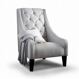 White, Comfy, Chair, U2013, Storiestrending, Com