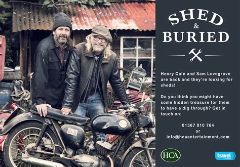 shed tv show shed and buried s motorcycle news