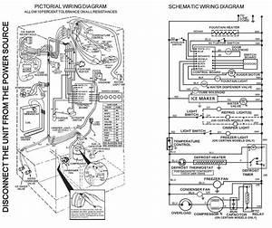 whirlpool estate refrigerator wiring schematic jenn air With jenn air refrigerator wiring diagram free download wiring diagrams