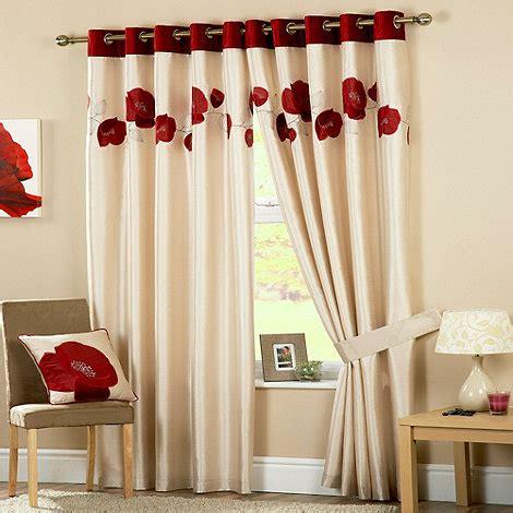 curtina danielle lined eyelet curtains debenhams