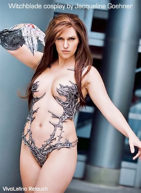 Nude jacqueline goehner Jacqueline Goehner