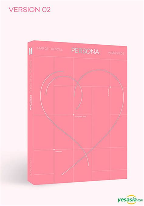 yesasia bts map   soul persona version  cd