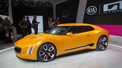 2018 Kia Gt4 Stinger Review, Design, Specs  Reviews On