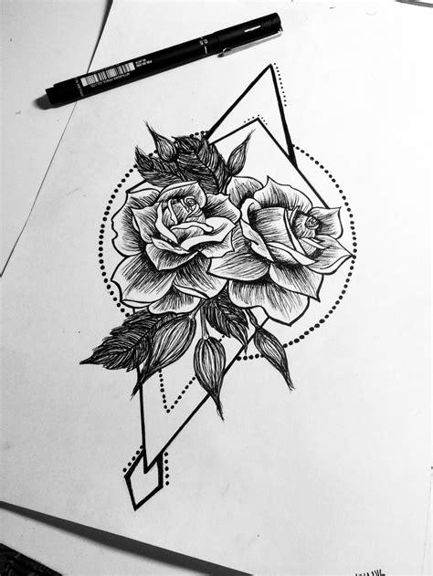 Flower #tattoosmen   Tattoo Ideas   Tattoo drawings, Rose tattoos, Leg tattoos
