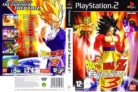 Code Dragon Ball Z Budokai 3 Playstation 2