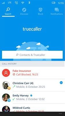 truecaller for windows phone update brings voip calls new languages