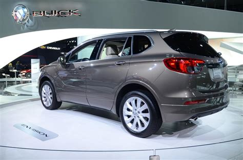Buick Envision Photo On Automoblognet